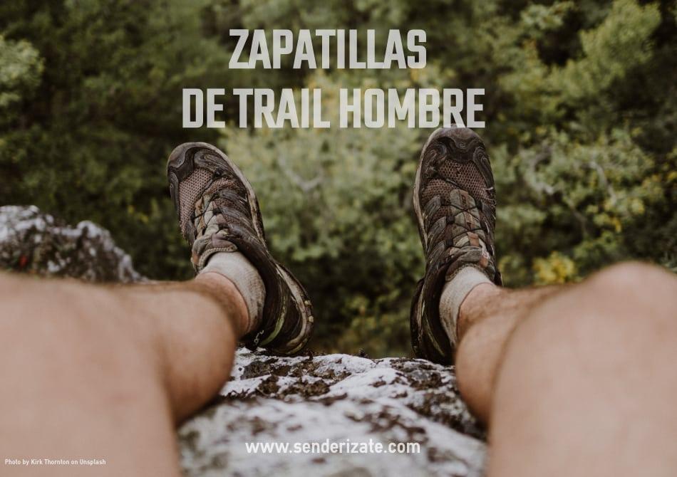 las mejores zapatillas de trail para hombre